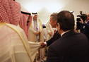 Meeting of Tatarstan President Rustam Minnikhanov with King of Saudi Arabia Salman bin Abdulaziz Al Saud