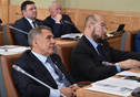 Meeting of the Interdepartmental Commission on urban planning in the historical part of Kazan held by Tatarstan President Rustam Minnikhanov.