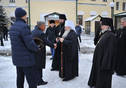 Meeting of Tatarstan President Rustam Minnikhanov with bishops of Tatarstan Metropolia of the Russian Orthodox Church